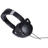 FOSTEX Dynamic Headphones [TH7BB] - Pure Black - Headphone Portable